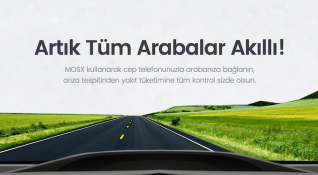 Mobil uygulamalarını yayınlayan akıllı araç sistemi MOSX, satışa sunuldu
