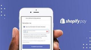 Shopify online ve offline mağazalar için yeni ödeme çözümlerini tanıttı