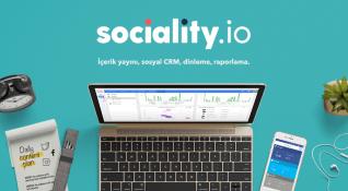 Yerli sosyal medya yönetim platformu Sociality.io 2 bin hesapta kullanılıyor