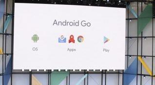 Android Go: Alt segment telefonlar için yeni Android sürümü
