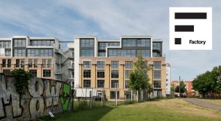 Factory Berlin, Twitter'ın eski ofisinde girişimcilere aylık 50 euro'ya çalışma alanı sunuyor