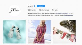 Moda markalarına ve e-ticaret sitelerine ilham verecek 9 Instagram hesabı