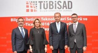 TÜBİSAD, Türkiye e-ticaret ve bilgi iletişim teknolojileri sektör raporlarını açıkladı