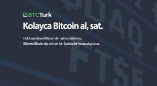 Bitcoin borsası BTCTurk yeniden hizmet vermeye başladı!