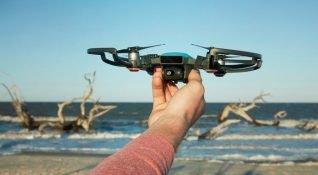 DJI yeni mini drone modeli Spark'ı tanıttı