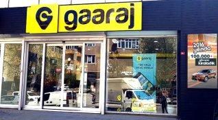 Fiziksel mağazasını açan Gaaraj bu yaz yurt dışı operasyonlarına başlıyor