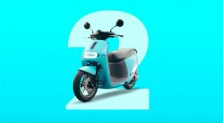 110 km menzilli elektrikli scooter Gogoro 2 tanıtıldı