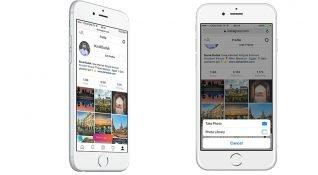 Instagram'a artık bilgisayarınızdan fotoğraf yükleyebilirsiniz