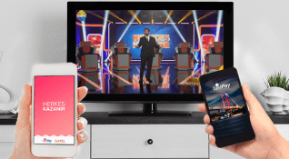 Qapel ve Denizbank'tan interaktif TV yarışması için iş birliği
