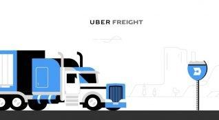 Uber, nakliyecilere özel uygulaması Uber Freight'ı tanıttı