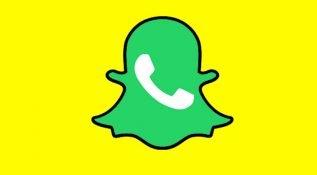 WhatsApp'ın Durum özelliği klonu olduğu Snapchat'ten daha popüler