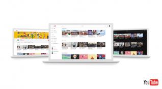 YouTube yeni tasarımını tanıttı