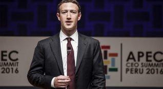 Mark Zuckerberg artık dünyanın en zengin üçüncü kişisi