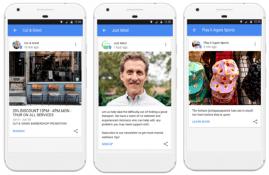 Google Posts yerel işletmelerin kullanımına açıldı