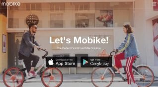 600 milyon dolar yatırım alan Mobike, bu yıl 200 şehirde olmayı hedefliyor