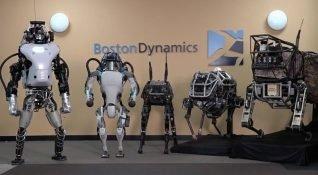 Google, Boston Dynamics'i SoftBank'e satıyor