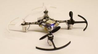 Programlanabilir yerli drone projesi: ESPcopter