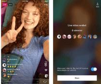 Günlük 250 Milyon kullanıcıya ulaşan Instagram Stories'e canlı videoları yeniden oynatma özelliği geldi