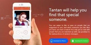 Çin'in Tinder'ı olarak anılan Tantan 70 milyon dolar yatırım aldı