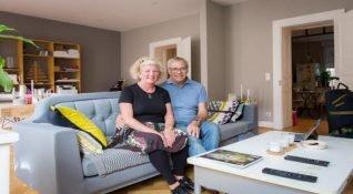 1001 gecesini Airbnb evlerinde geçiren gezgin çift