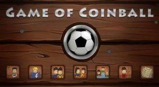 Game of Coinball: Türkçe spiker seslendirmeli  mobil futbol oyunu