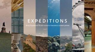 Google, eğitim uygulaması Expeditions VR'ı genele açıyor
