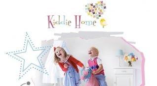 Kiddie Home e-ticaret sitesi ve butik mağazasıyla çocuklara eğlenceli bir dünya sunuyor