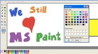 Microsoft Paint, fanlarının tepkileri sayesinde, varlığını sürdürecek