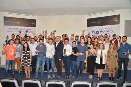 Mercedes-Benz Türk'ün 50. Yılda 50 Startup yarışmasının kazananları açıklandı