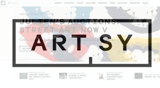 Müzayede sitesi Artsy 50 milyon dolarlık yatırım aldı