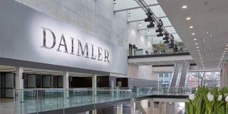 Daimler AG, blockchain'i 100 milyon Euro'luk ethereum ile test ediyor
