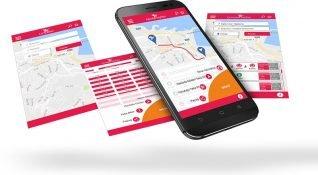 Linebee, toplu taşıma uygulamalarına yerli alternatif