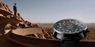 Louis Vuitton dünyanın en pahalı Android'li akıllı saatini piyasaya sundu
