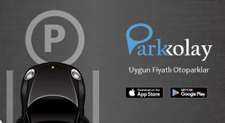 İstanbul için mobil otopark uygulaması Parkkolay, 21 otoparkla anlaştı