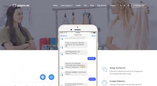 Paym.es: Mesajlaşma uygulamalarında ürün alıp-satmaya aracılık eden e-ticaret platformu