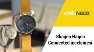 Skagen Hagen Connected hibrit akıllı saat incelemesi