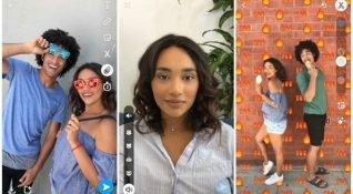 Snapchat'ten yeni geliştirmeler: Link, ses filtreleri ve fonlar