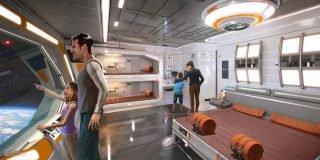 Disney, Star Wars temalı otel açacağını açıkladı