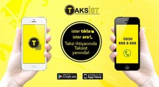 Taksist: Tüm İstanbul'da hizmet veren online taksi durağı