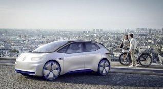 Volkswagen'in elektrikli otomobili EV, Tesla ile rekabet edebilmek için daha uygun fiyatlı olacak