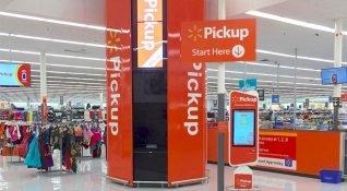 Online alışveriş odağını artıran Walmart, mağaza içine gel-al kuleleri inşa ediyor