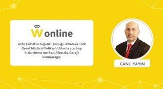 Albaraka Garaj lansmanı ile Albaraka Türk Genel Müdürü Melikşah Utku Webrazzi Ofisi'nde [Canlı Yayın]