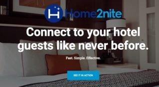Oteller için mobil ziyaretçi çözümü Home2nite, AB'den 854 bin euro hibe desteği aldı
