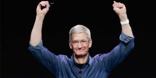 Apple 1 trilyon dolarlık şirket olma yolunda