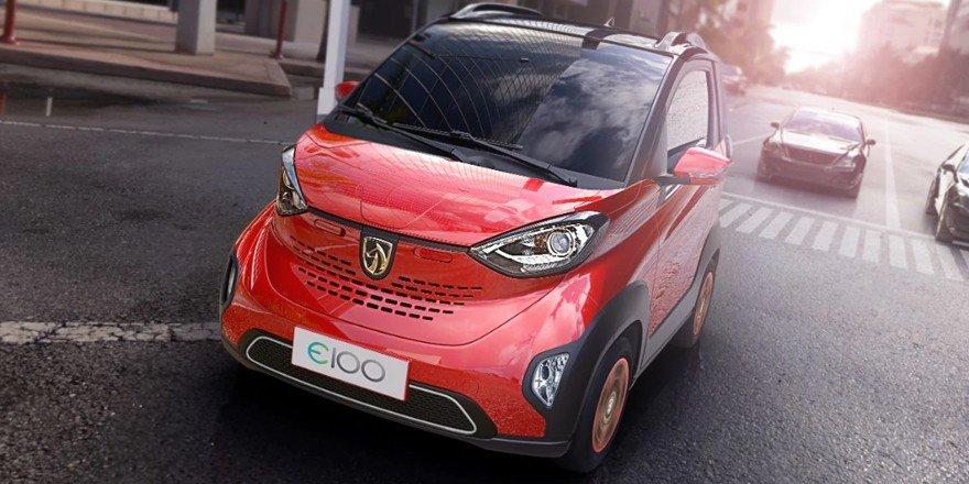 General Motorstan Smart Fortwo Rakibi 5 Bin Dolarlık Elektrikli