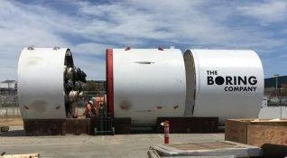 Elon Musk, ikinci tünel kazma makinelerinin neredeyse hazır olduğunu paylaştı