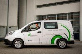 Danimarka'da park halindeki elektrikli araçlar para kazanıyor