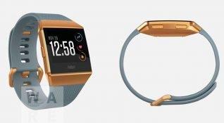 Pebble'ı satın alan Fitbit'in yeni akıllı saati ortaya çıktı