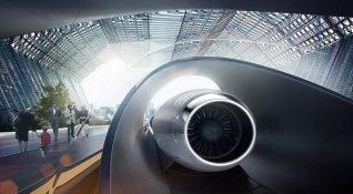 """Richard Branson'dan yatırım alan Hyperloop One'ın adı """"Virgin Hyperloop One"""" oldu"""