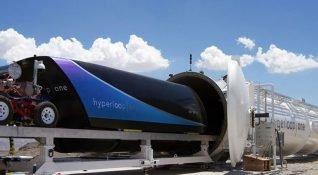 Hyperloop One 85 milyon dolarlık yeni bir yatırım aldı